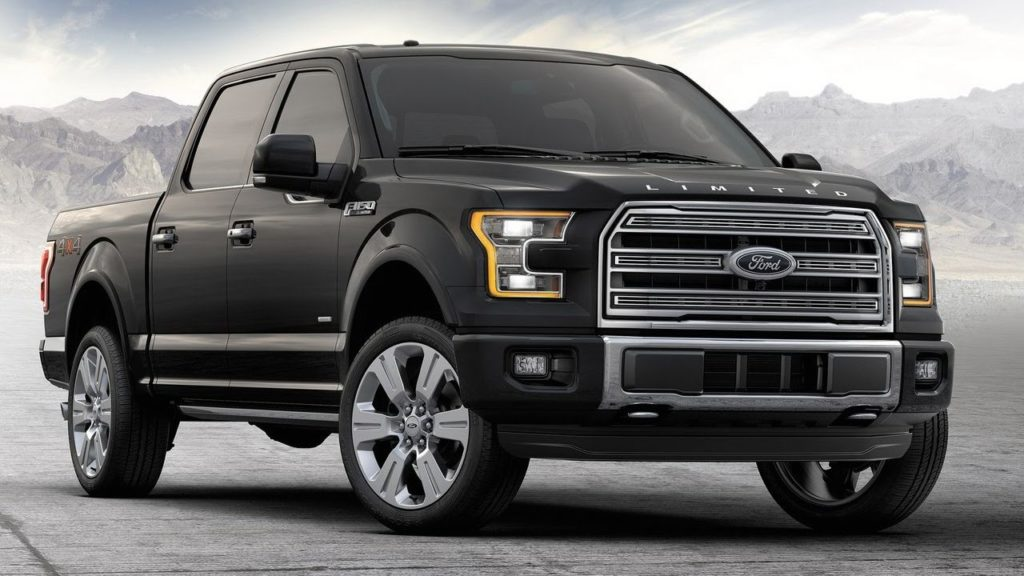 KBB Names the 2016 Ford F-150 Best Buy of the Year