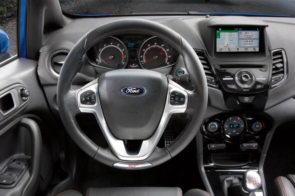 2016 Ford Fiesta Berglund Ford