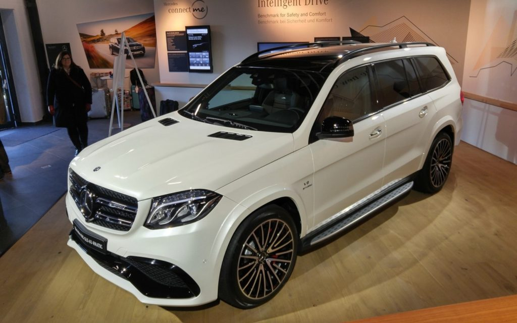 2017 Mercedes-Benz GLS Lynchburg