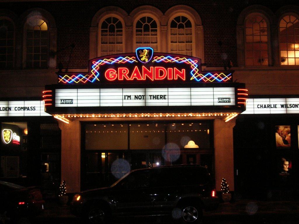 Grandin Theatre Movies Ford
