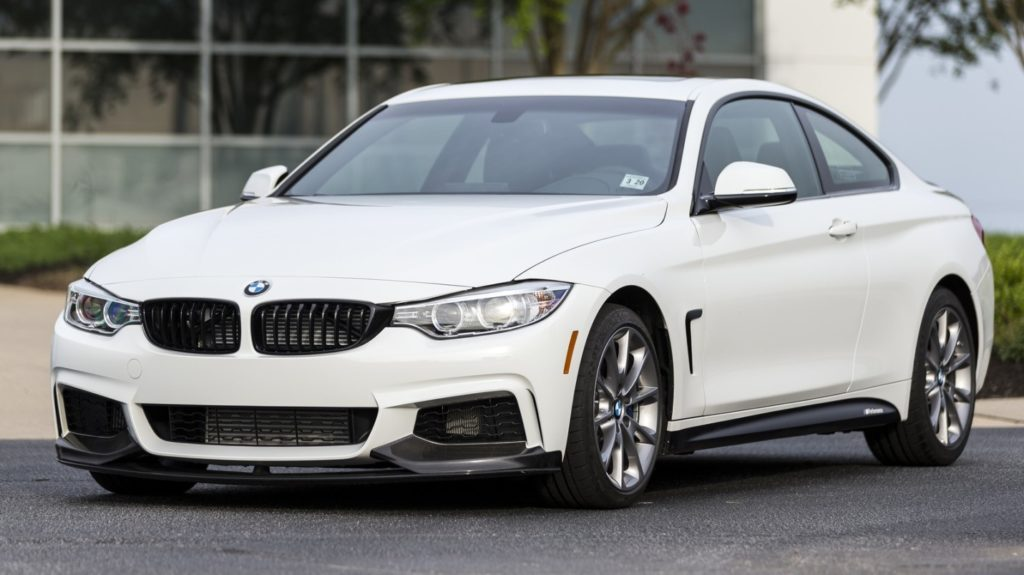 Why You Want The Bmw 428i M Sport Package Berglund Cars
