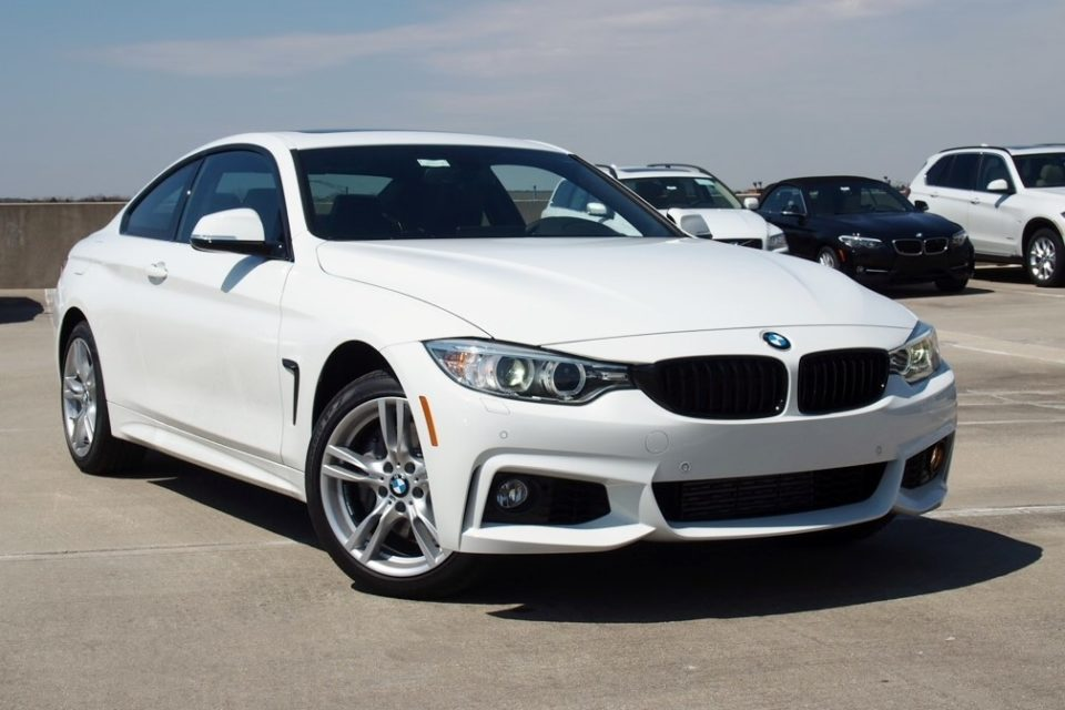 Why You Want The BMW 428i M Sport Package