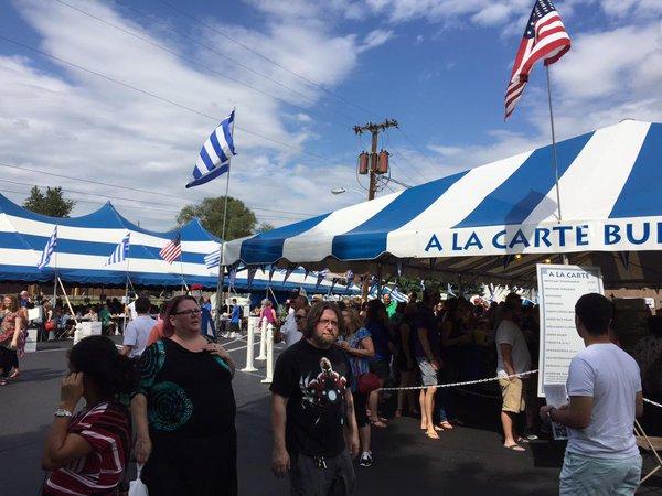 Roanoke Greek Festival Fall Festivals