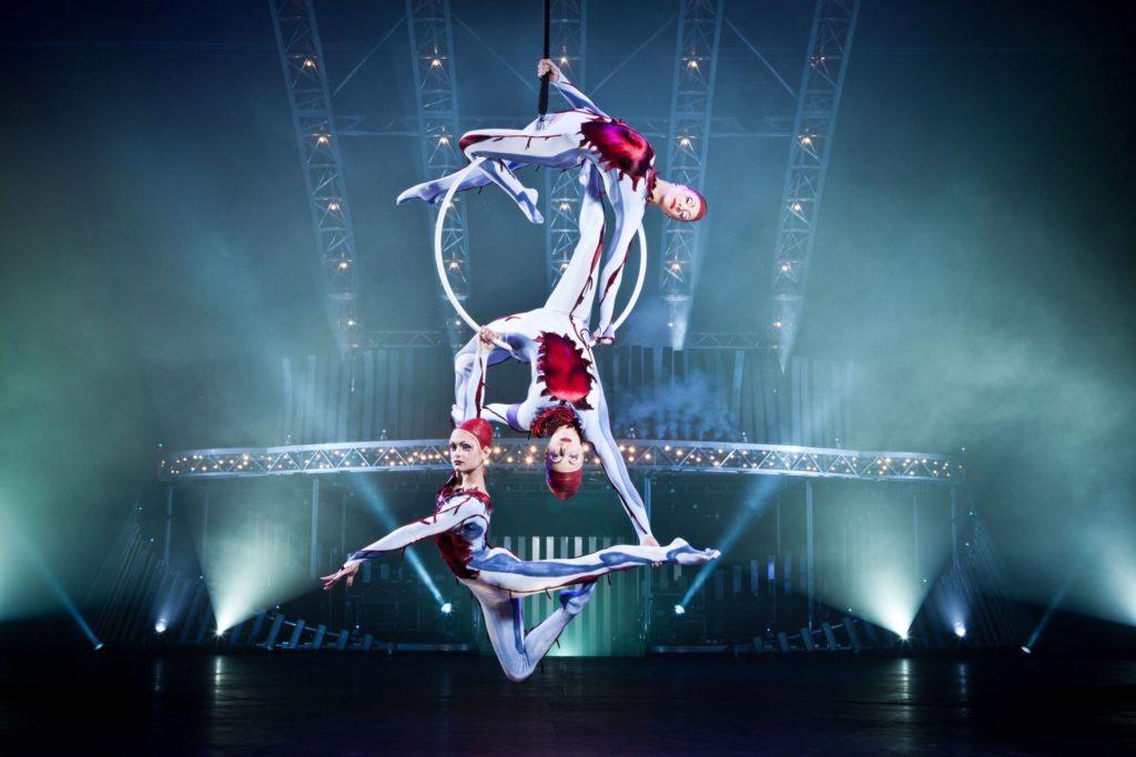 Cirque Du Soleil Berglund