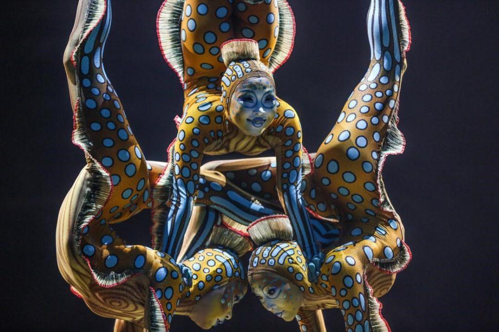 Cirque Du Soleil Lynchburg