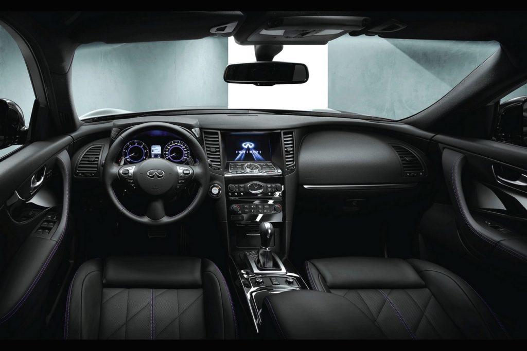 Infiniti QX70 Lincoln MKX Virginia