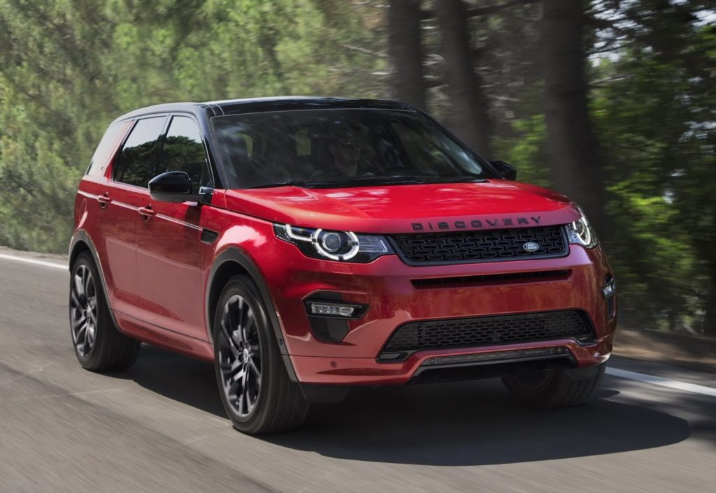 Land Rover Discovery Sport Roanoke