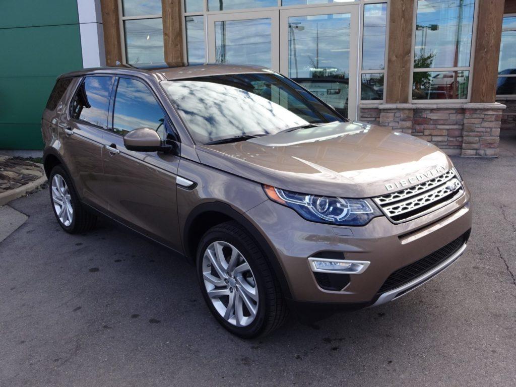 Land Rover Discovery Sport Virginia