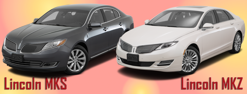 Lincoln MKS and Lincoln MKZ