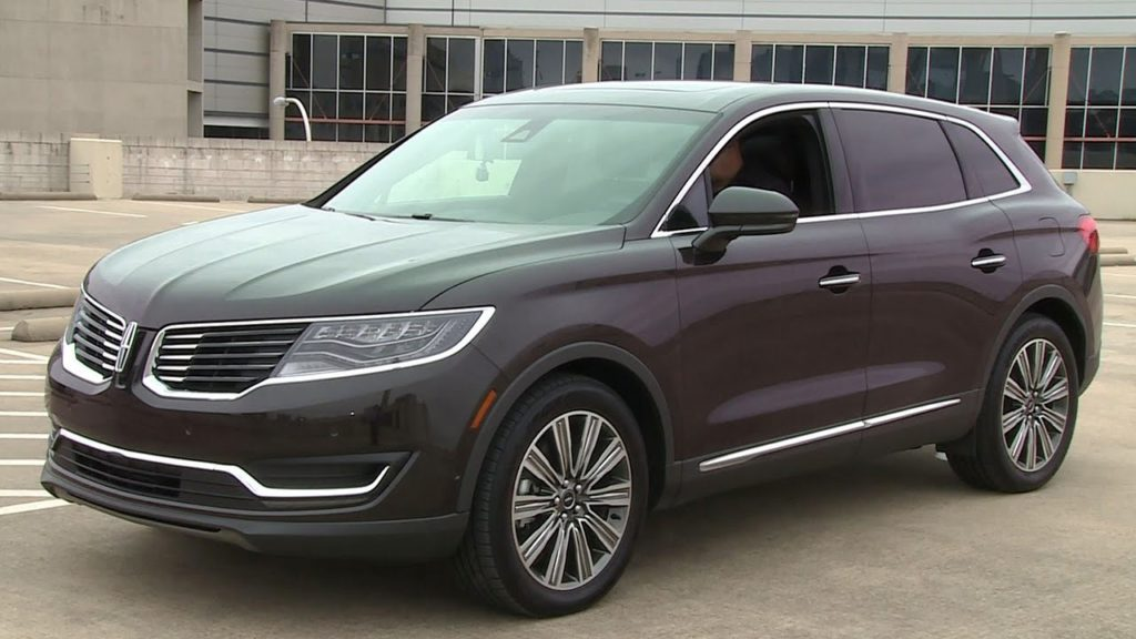 Berglund Used Cars >> The Indulging Features of the New Lincoln MKX Black Label