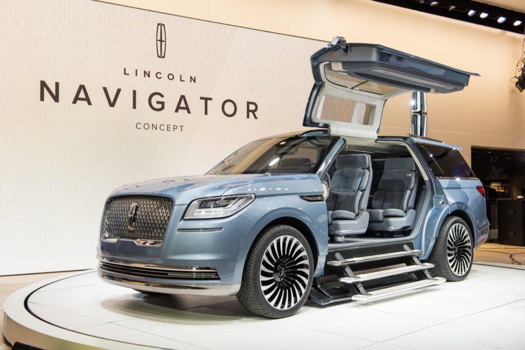 Lincoln Navigator Lynchburg