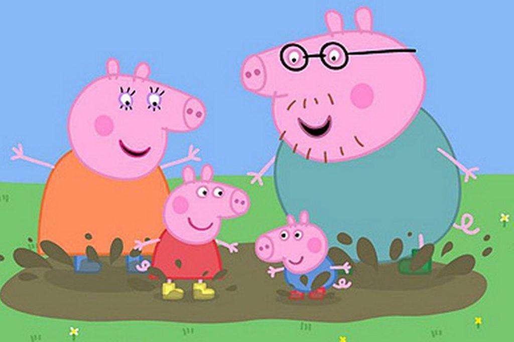 Peppa Pig Live Berglund