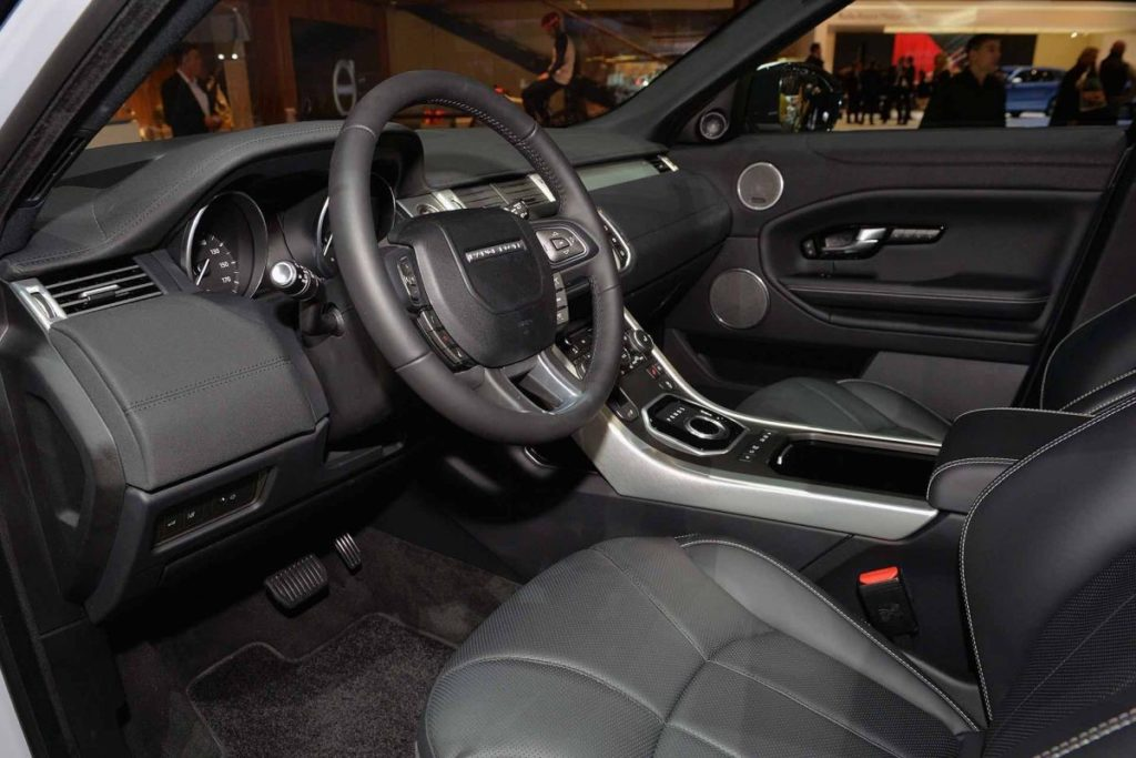 Range Rover Evoque Roanoke