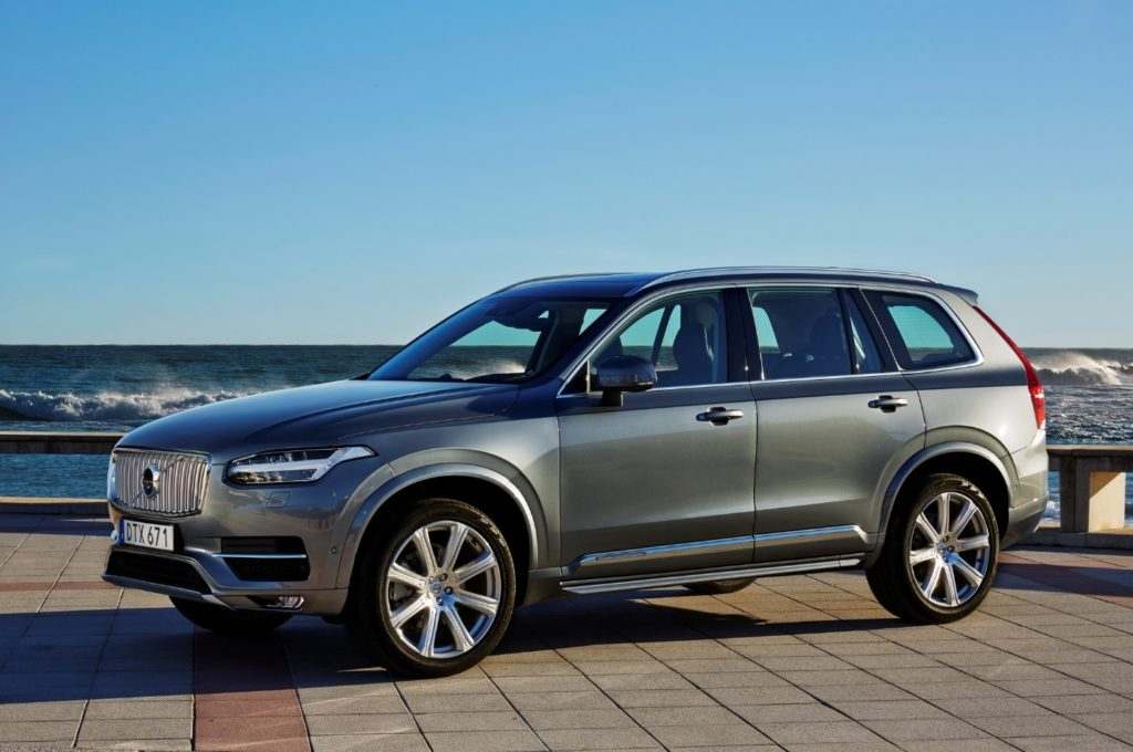Volvo XC90 Roanoke