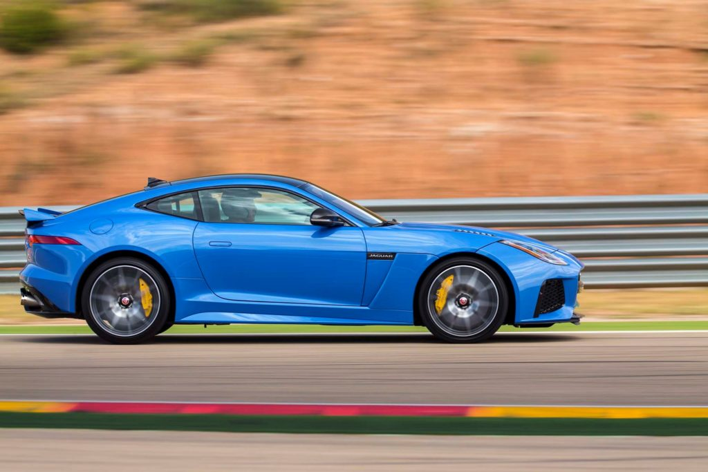 2017 Jaguar F-Type SVR Roanoke