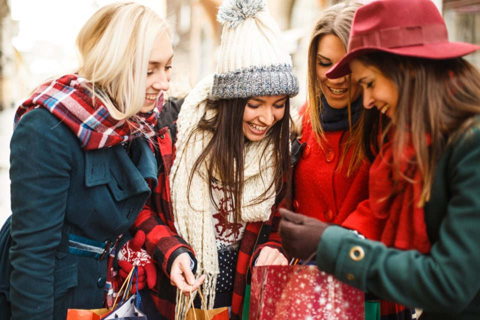 Holiday Traditions Walking Tour