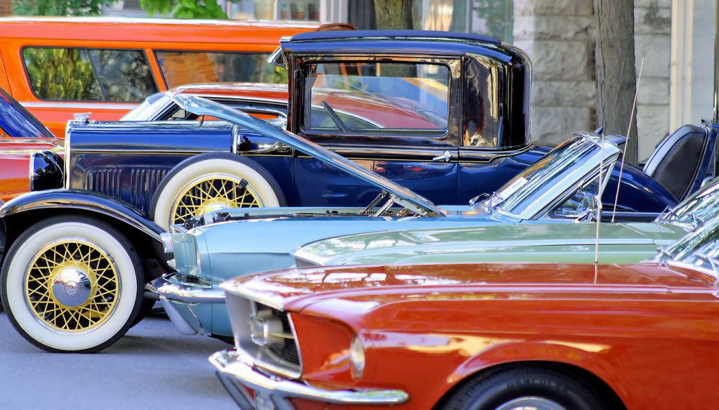 Roanoke Valley Mopar Car Show