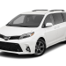 Experience The Toyota Sienna!