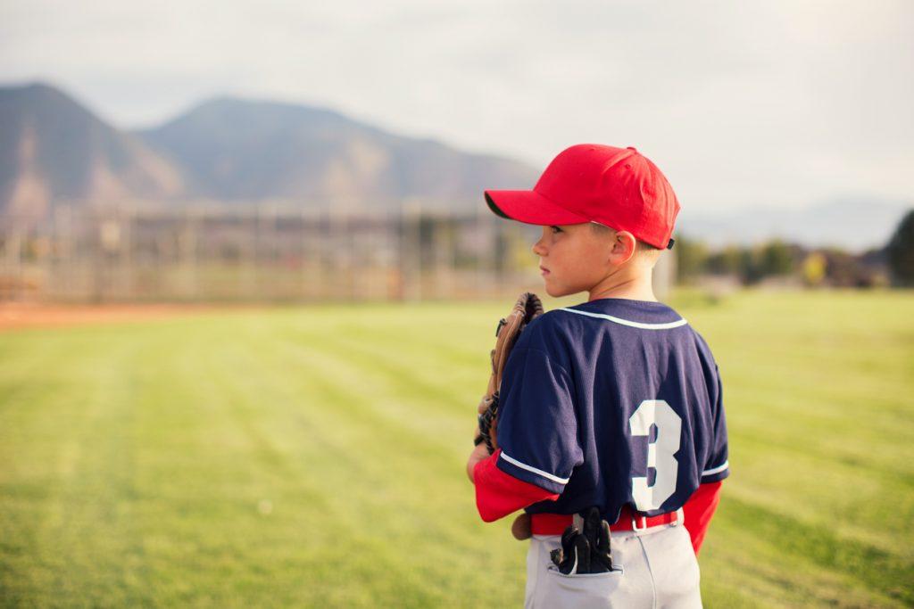 Chevy Youth Baseball Clinic